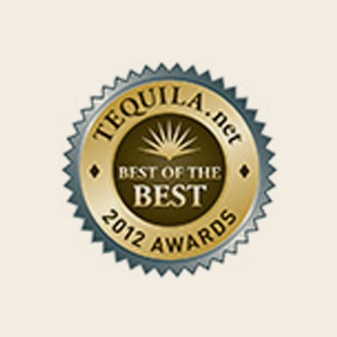 "2012 TEQUILA.net Awards – ""Best of the Best"" Best Highland Añejo Tequila Judge Favorite"