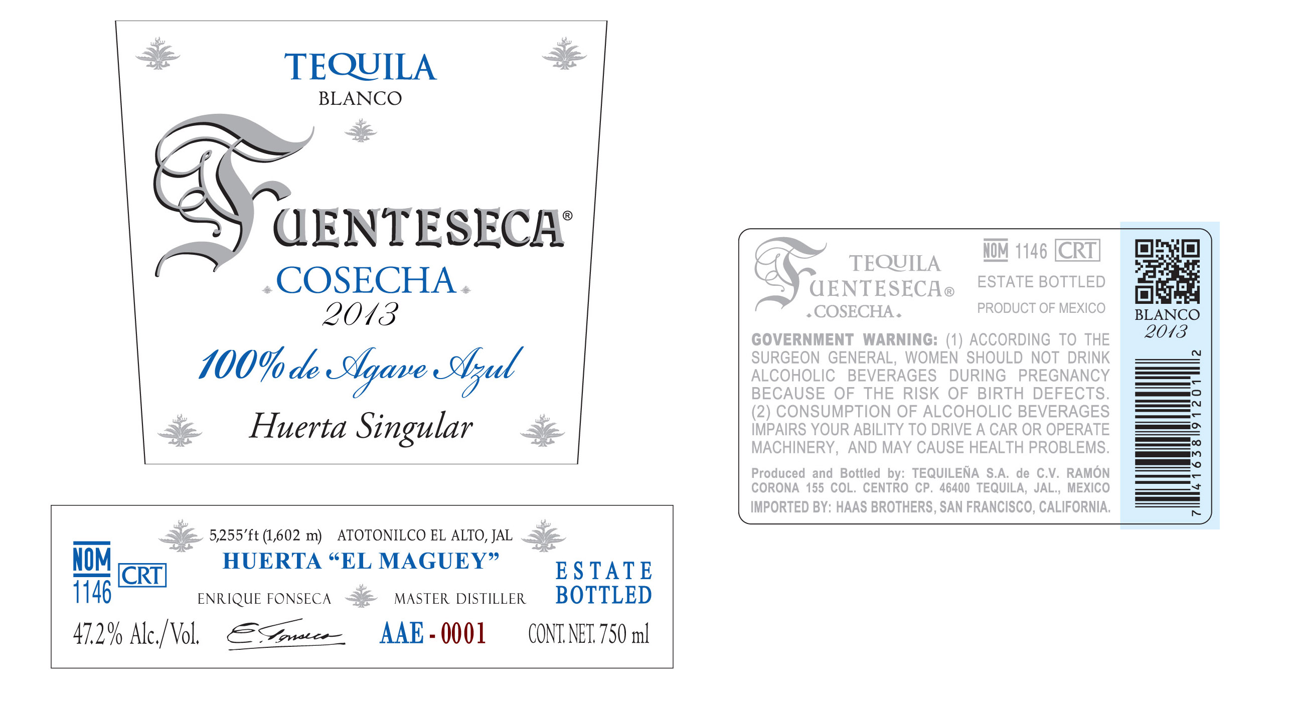 Tequila Fuenteseca « Haas Brothers