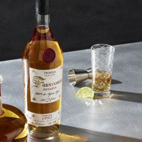"Fuenteseca 21 Picked for Bloomberg's ""Best High-End Tequilas"""